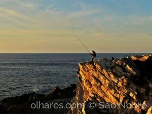 /Pescador ao Lusco-fusco