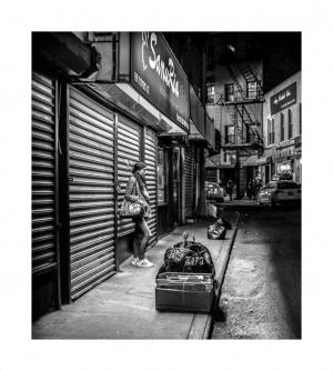 Paisagem Urbana/Noite na cidade