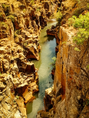 Paisagem Natural/Blyde  River Canyon