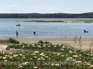 Paisagem Natural/As mil e uma facetas da lagoa