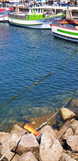 Gentes e Locais/A bota do pescador...