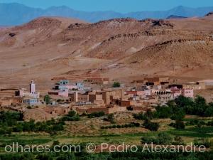 /Aldeia marroquina
