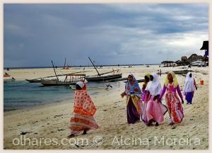 Gentes e Locais/Um passeio à beira-mar