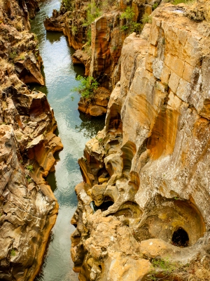 Paisagem Natural/Bourke's Luck Potholes