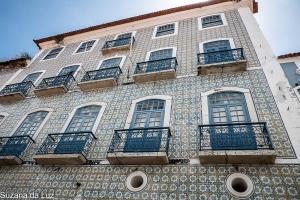 Paisagem Urbana/Parede de Azulejos