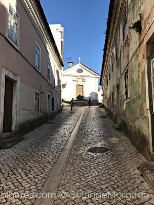 Gentes e Locais/Uma rua bem antiga