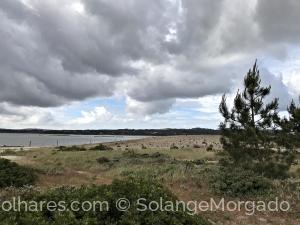 Paisagem Natural/As nuvens hoje não estão de acordo