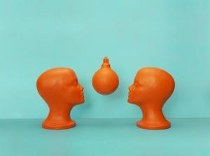 Abstrato/2 cabeças pensam melhor que 1