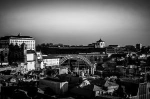 Paisagem Urbana/Porto, amor meu....