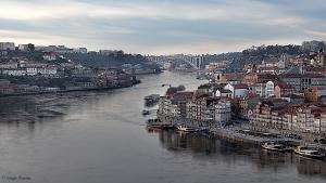 Paisagem Urbana/Rio Douro, Porto
