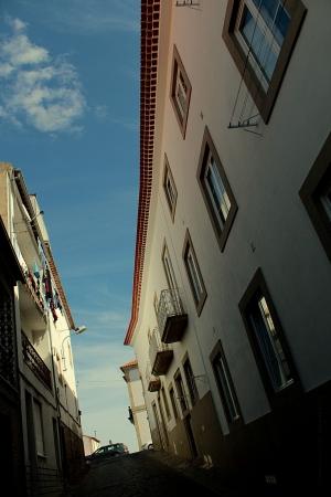 Paisagem Urbana/A Rua Sombria