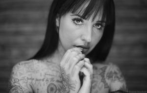 Retratos/Verónica.