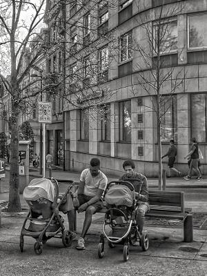 Fotografia de Rua/Reunião de Pais