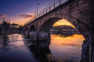 Paisagem Urbana/Ponte Ferroviária