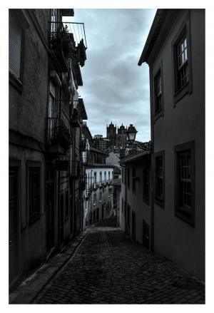 Paisagem Urbana/Travessa do Ferraz -Porto