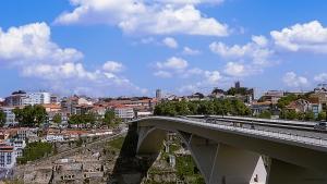 Paisagem Urbana/Ponte do Infante, Porto