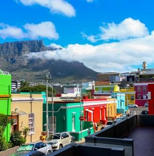 Arquitetura/Malay Quarter, Cidade do Cabo