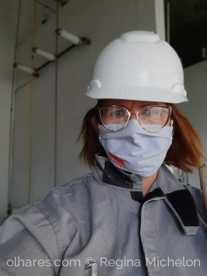 Gentes e Locais/Engenharia elétrica Regina Michelon