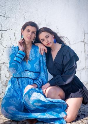 Moda/Cláudia e Adriana
