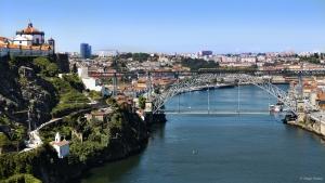Paisagem Natural/Da Ponte do Infante, Porto