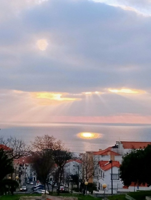 Gentes e Locais/O mar é um espelho...