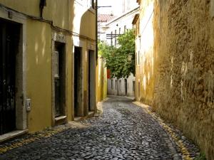 Fotografia de Rua/paredes de Alfama