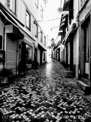 Fotografia de Rua/Rua de Sintra em tempo de Covid19