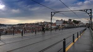 Paisagem Urbana/Ponte Luís I, Porto