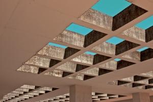 Arquitetura/Quadrados de luz
