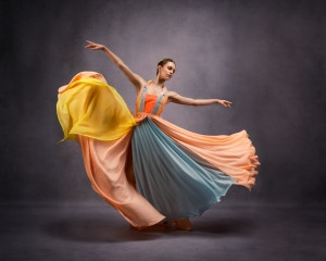 Moda/Floral Dance