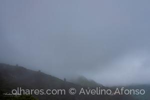 Paisagem Natural/Nevoeiro na Serra