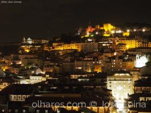 Gentes e Locais/Lisboa – vista noturna