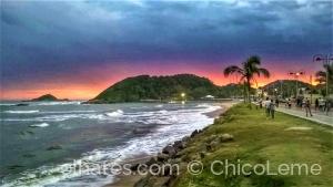Paisagem Natural/Boca da Barra, Itanhaém