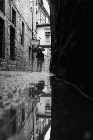 Fotografia de Rua/Chuva