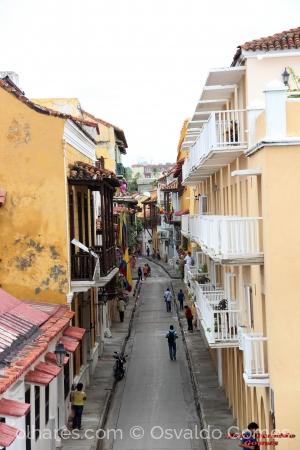 /Rua Cartagena das Índias
