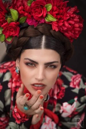 Retratos/Frida
