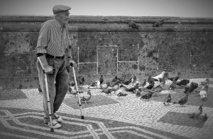 Fotografia de Rua/Por entre a Paz na rua da Esperança