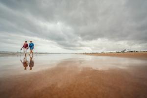 Gentes e Locais/passeio na praia