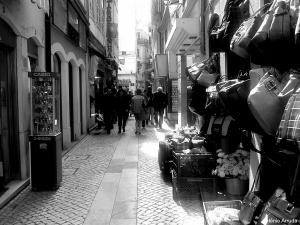 Paisagem Urbana/Ruas da Baixa de Coimbra