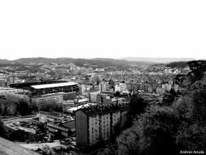 Paisagem Urbana/Sobre o Calhabé (Coimbra)