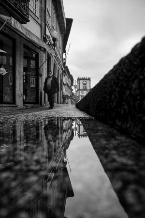 Fotografia de Rua/Dias Cinzentos