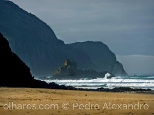 Paisagem Natural/Praia do Castelejo