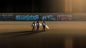 Arte Digital/Um amanhecer