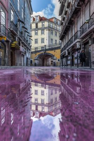 Fotografia de Rua/Pink street colors