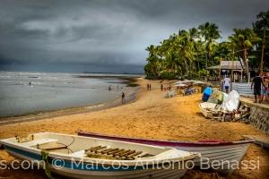 Gentes e Locais/O Paraíso em dia de chuva