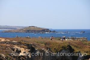 Paisagem Natural/Porto Covo ( ilha do pessegueiro )