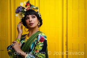 Retratos/Frida Kahlo