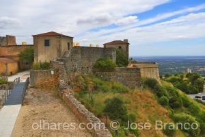 """Gentes e Locais/""""Castelo de Palmela.."""""""