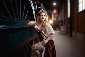 Retratos/The Queen's Train