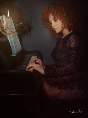 Retratos/Pianista